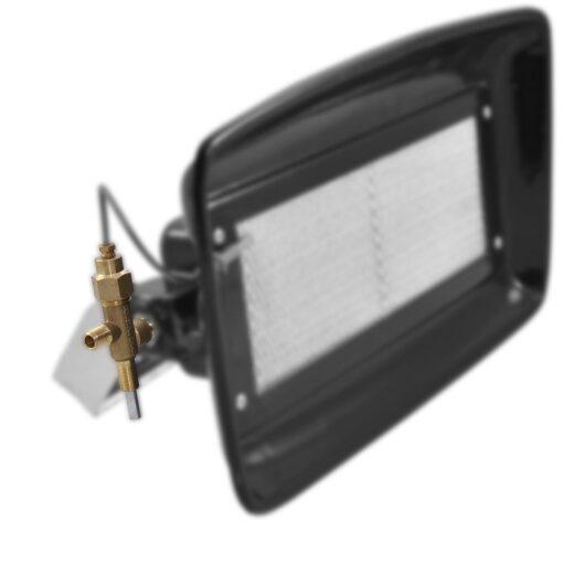 valvula pulsora seguridad pantalla gas