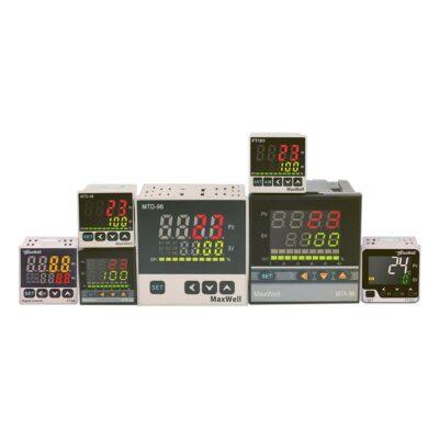 Controles de Temperatura y Procesos