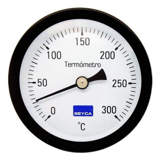 Termometro 300 grados inoxidable
